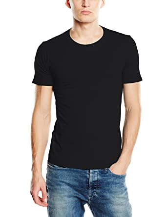 Cheap Collections Outlet Cheap Quality Mens Morgan Crew Neck/ST9020 Premium Slim Fit Classic Short Sleeve T-Shirt Stedman Apparel Where Can You Find Outlet Huge Surprise egPvPo3Qi