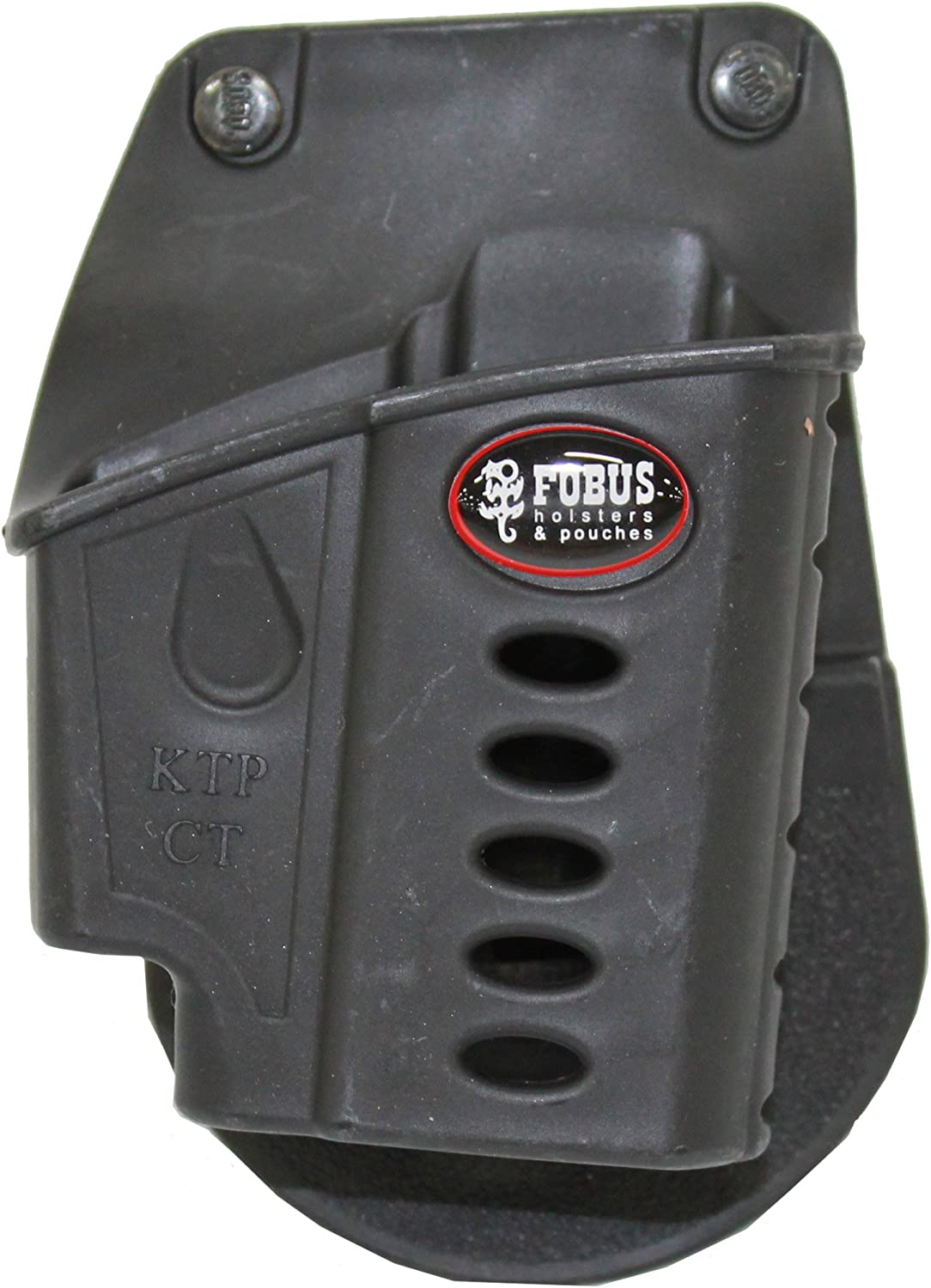Fobus Ruger LCP KelTec P3At Evolution Paddle Holster, Black, Right