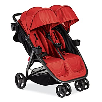 Amazon.com : Combi Fold N Go Double Stroller, Salsa : Baby