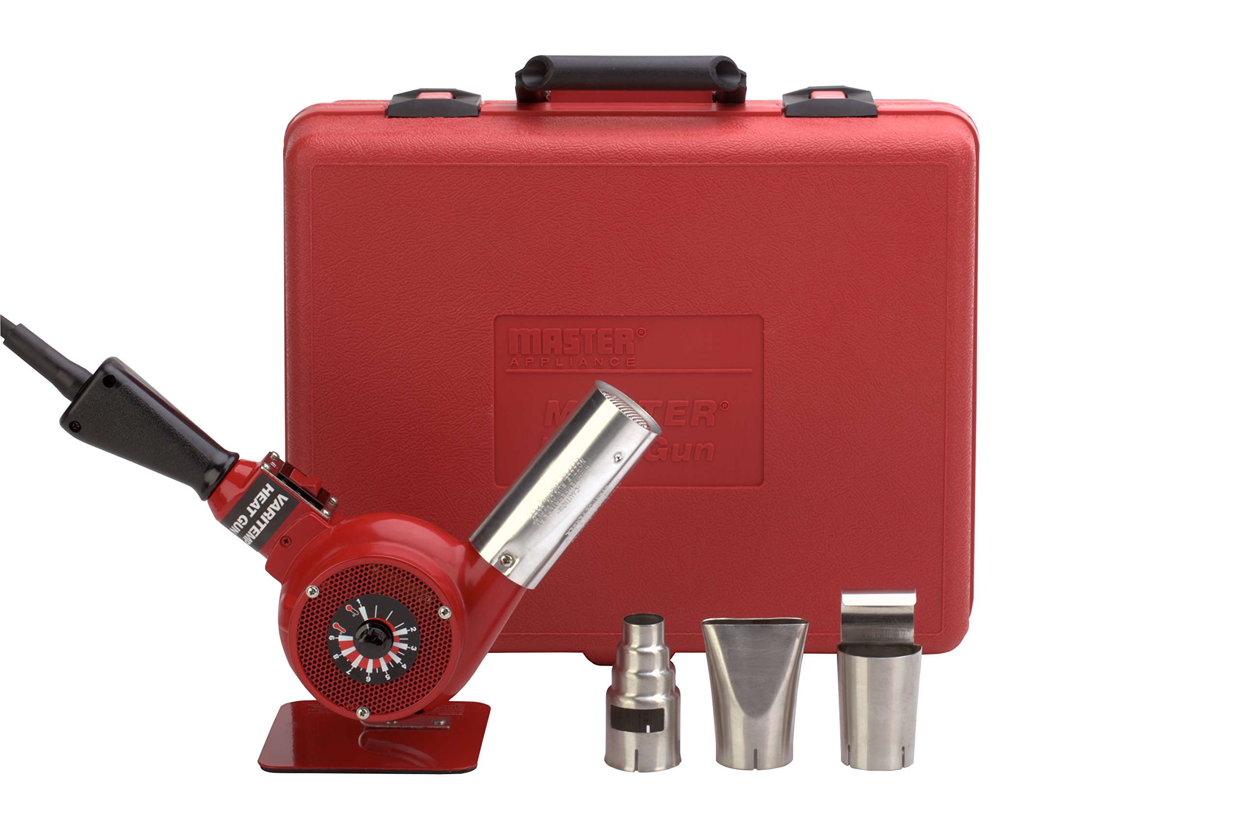 Master Appliance Varitemp Heat Gun Kit, 1000-Degree Fahrenheit 120V 1740 Watts