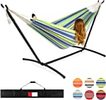 Best Choice Products 2-Person Brazilian-Style Cotton Double Hammock
