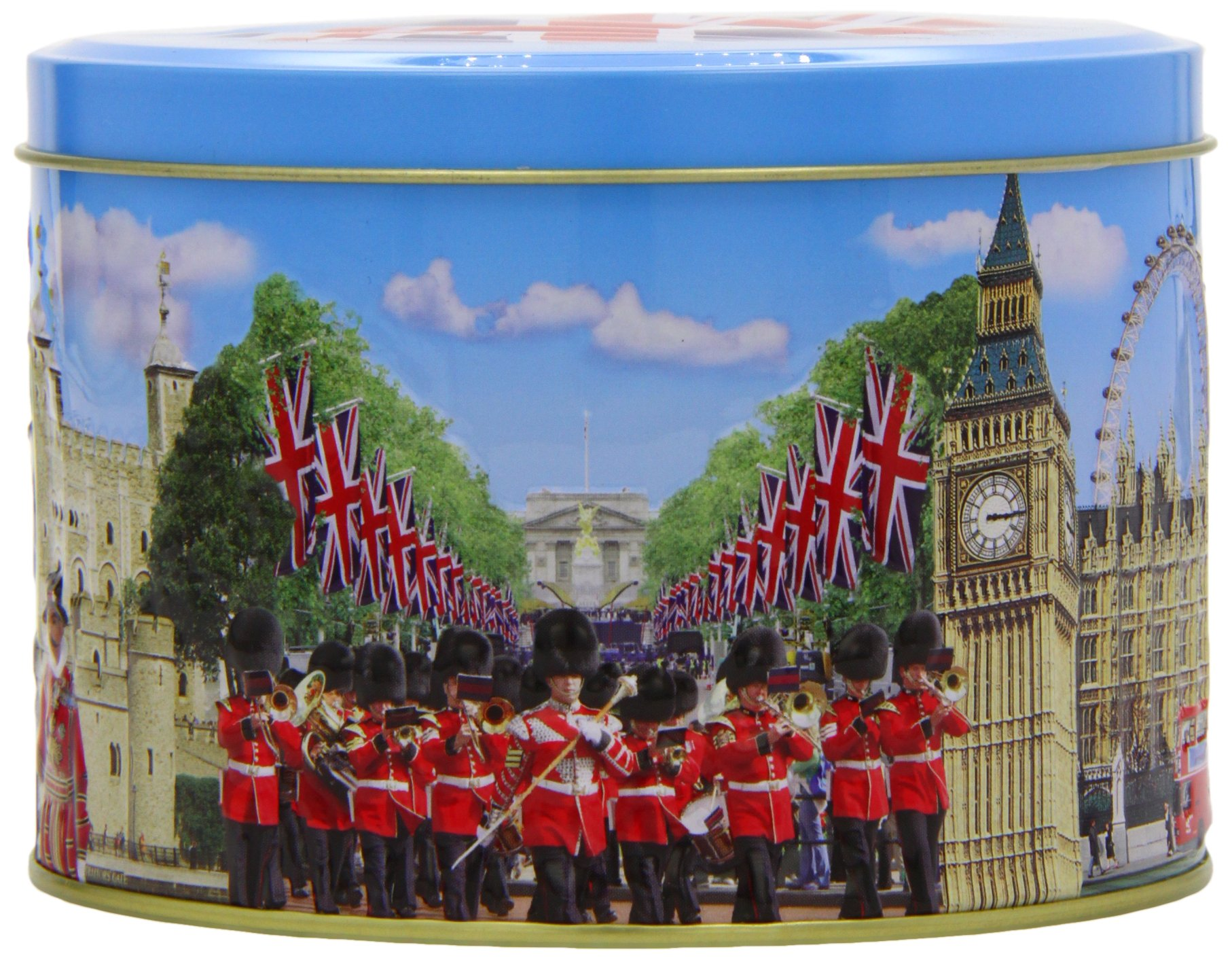 Churchill's Around London Dairy Toffees 200 g by Churchill's Confectionery