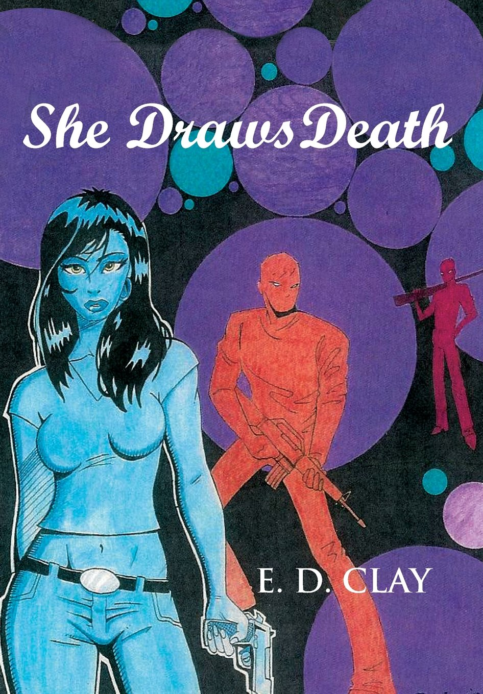 Download She Draws Death: Chance Conn, a Detective Story pdf epub