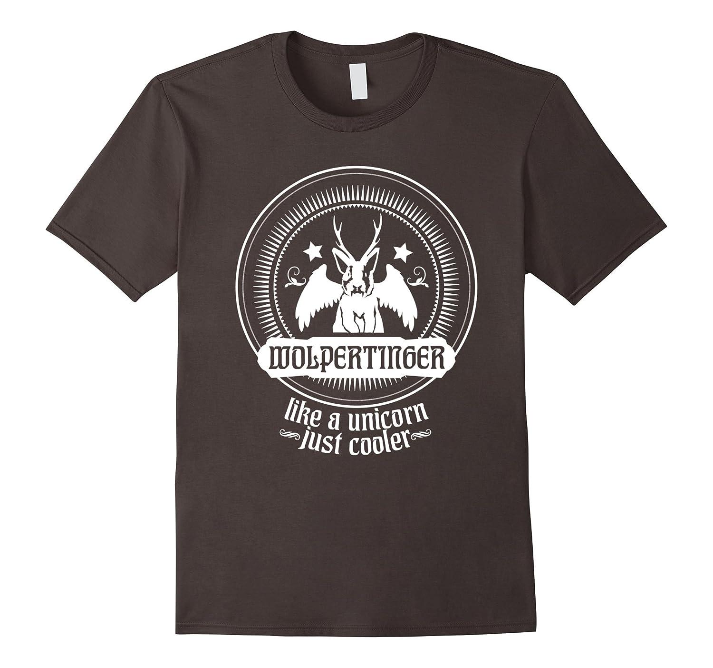 Wolpertinger Like A Unicorn Just Cooler Oktoberfest T-Shirt-AZP