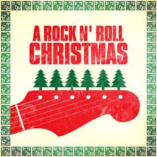 Rock And Roll Decorations - Christmas Songs....Rock N