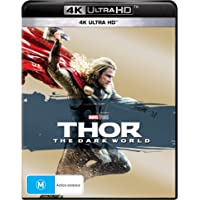Thor: The Dark World (4K Ultra HD)