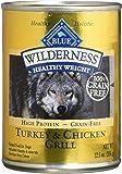 BLUE Wilderness High Protein Grain-Free Adult Wet Dog Food