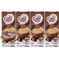 Coffee mate Coffee Creamer, Cafe Mocha, Liquid Creamer Singles, Non Dairy, No Refrigeration, Box of 50 Singles (Pack of…