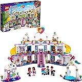 Amazon Com Lego Friends 41101 Heartlake Grand Hotel Building Kit Toys Games
