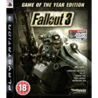 Fallout 3 - Game Of The Year Edition (PS3)