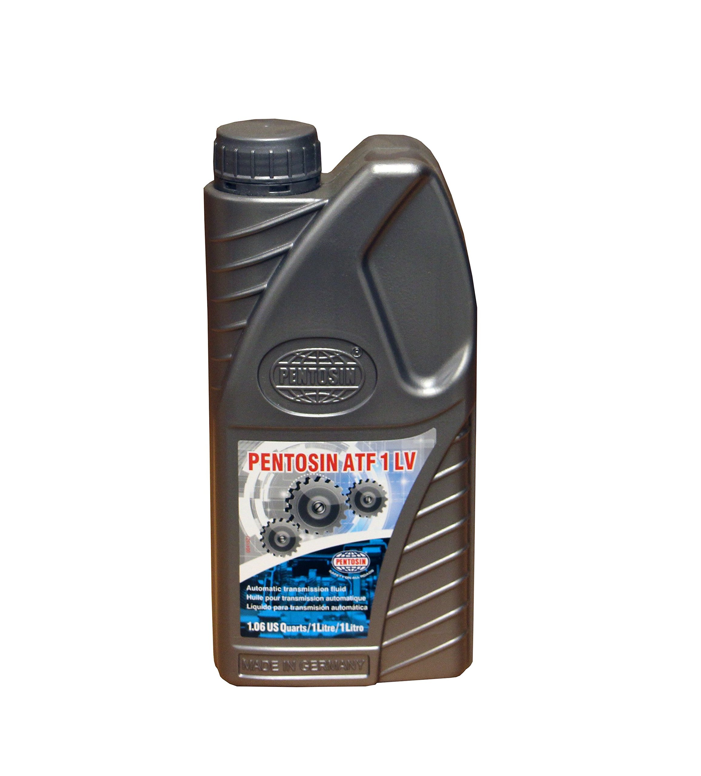Pentosin 1088107-C ATF 1 Transmission Fluid 1 L, 12 Pack by Pentosin