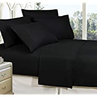 Celine Linen Best, Softest, Coziest Bed Sheets Ever! 1800 Thread Count Egyptian Quality Cotton Wrinkle-Resistant Sheet Set, Pillowcases, Duvet Cover, Bed Sheets Comforter 100% Hypoallergenic