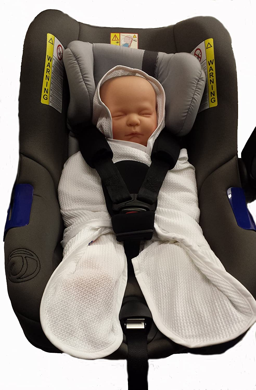 Prince Lionheart Wrap A Bye Baby Car Seat Pushchair Lightweight