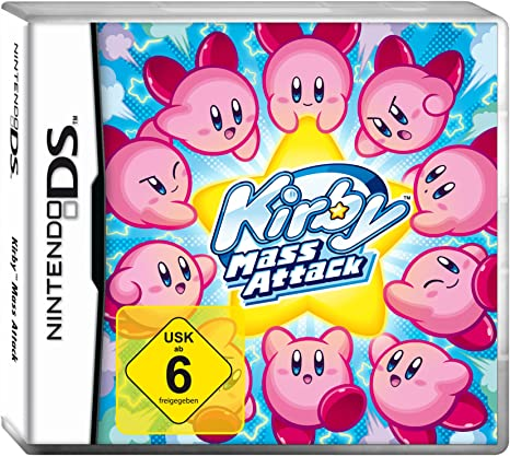 Nintendo Kirby Mass Attack - Juego: Amazon.es: Videojuegos