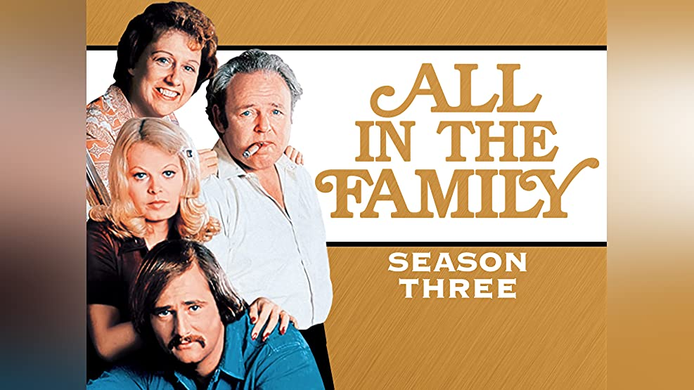 All In The Family, Season 3