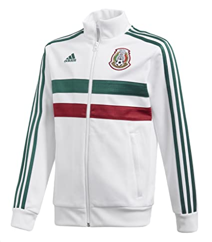 69ddc7de4 World Cup Soccer Mexico Youth Boys Kids Soccer 3 Stripes Mexico Track Top,  Small,