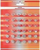 Wentronic je 6 AG1, AG3, AG4, AG5, AG13 und AG12 Knopfzellen (Import Allemagne)