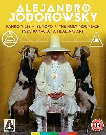 Alejandro Jodorowsky Collection Blu Ray Amazon Co Uk Tamara