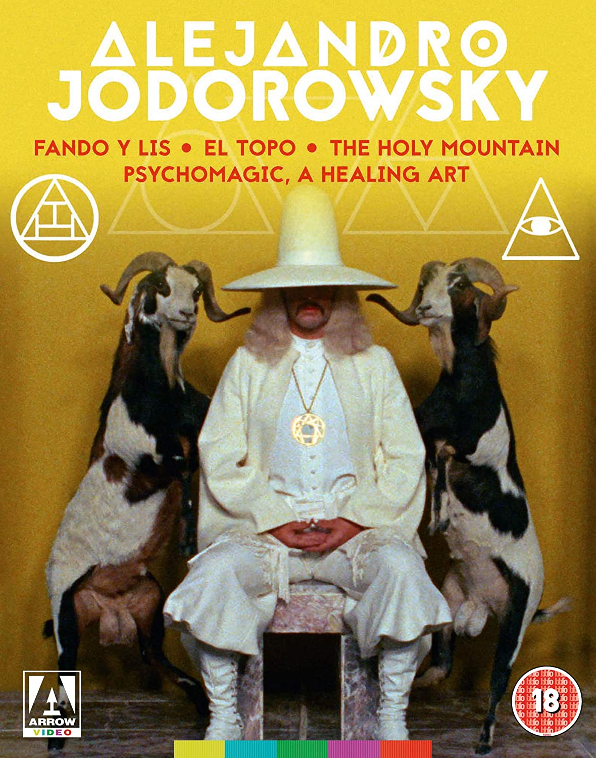 Alejandro Jodorowsky Collection [Blu-ray] [Reino Unido]