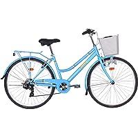 Monty Vintage Bicicleta de Ciudad, Unisex Adulto