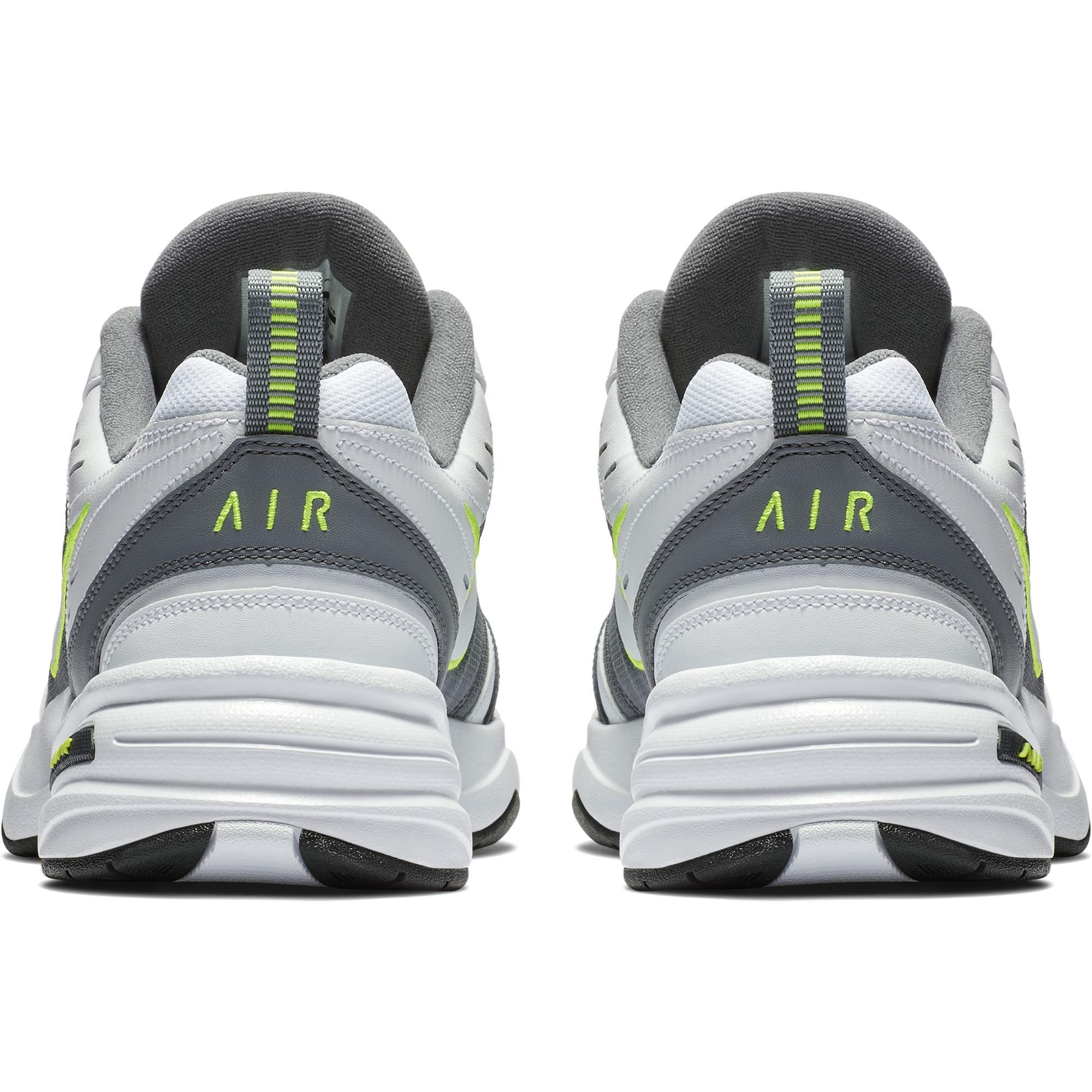 Nike Men's Air Monarch IV Cross Trainer, White-Cool Grey-Anthracite, 6.5 Regular US by Nike (Image #9)