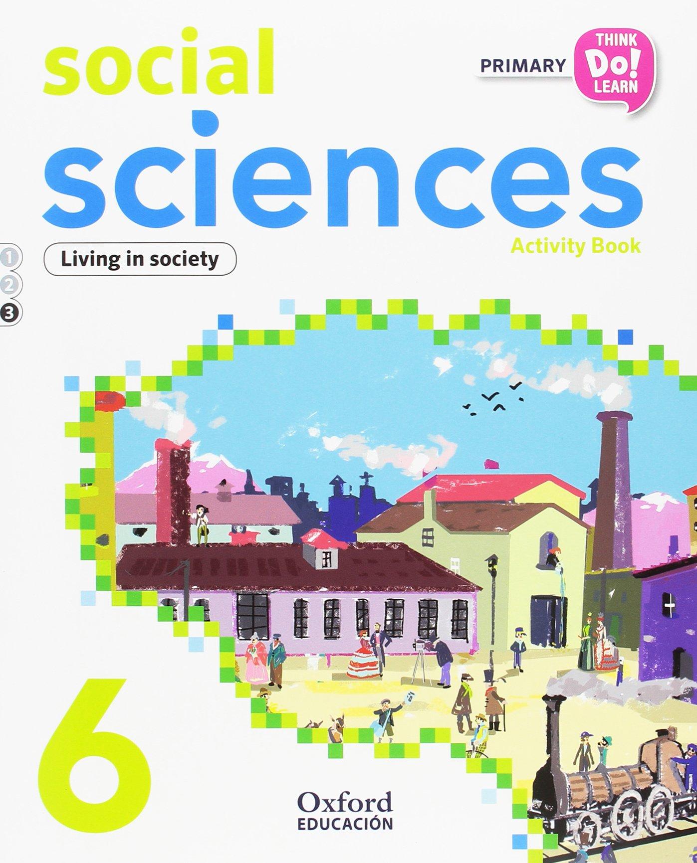 Think Do Learn Social Sciences 6th Primary. Activity book pack Amber: Amazon.es: Varios Autores: Libros en idiomas extranjeros