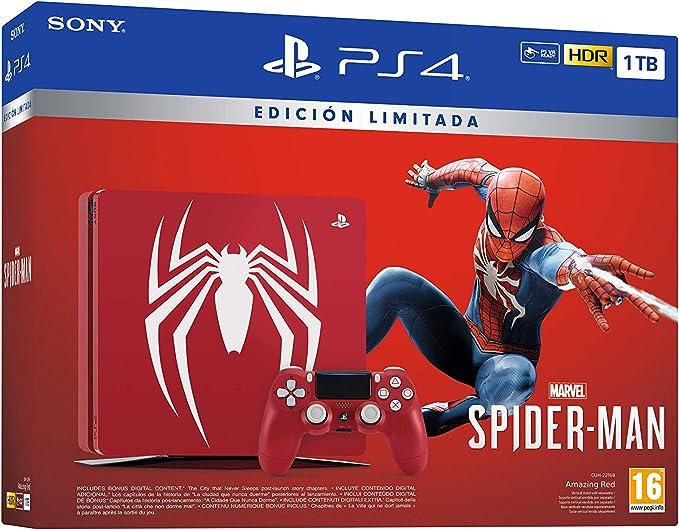 PlayStation 4 (PS4) - Consola de 1 TB - Edición Especial + ...