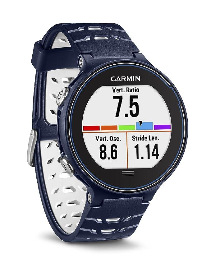 Garmin Forerunner 630 - Montre GPS de Course à Pied Connectée avec Fonctions de Coaching - Bleu: Amazon.fr: GPS & Auto