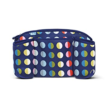Amazon.com : Built Day Tripper Stroller Organizer, In Baby Dot Number 9 : Diaper Tote Bags : Baby