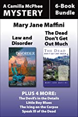 Camilla MacPhee Mysteries 6-Book Bundle: Speak Ill of the Dead / The Icing on the Corpse / Little Boy Blues / The Devil's in the Details / Law and Disorder (A Camilla MacPhee Mystery) Kindle Edition