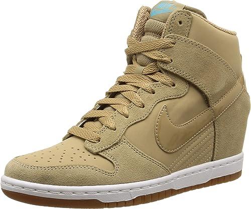 Nike Womens Dunk Sky Hi Essential Casual Shoes