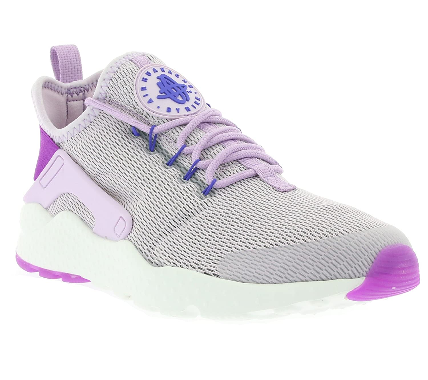 promo code cc034 0aed0 Nike AIR Huarache Run Ultra Womens Running-Shoes 819151-5017.5 - Bleached  Lilac Hyper Violet 501 Amazon.in Shoes  Handbags