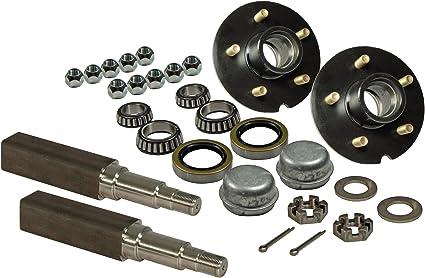 Krick raboesch ASA H-profil 2,5x2 5x1000 mm//rb415-53
