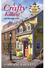A Crafty Killing (Victoria Square Mystery Book 1) Kindle Edition