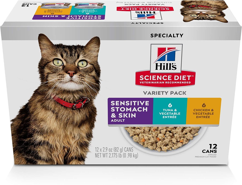 hills science diet wet cat food