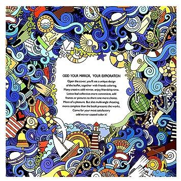 Amazon Mairose Fun Designs 大人用塗り絵 ストレス解消に 立体