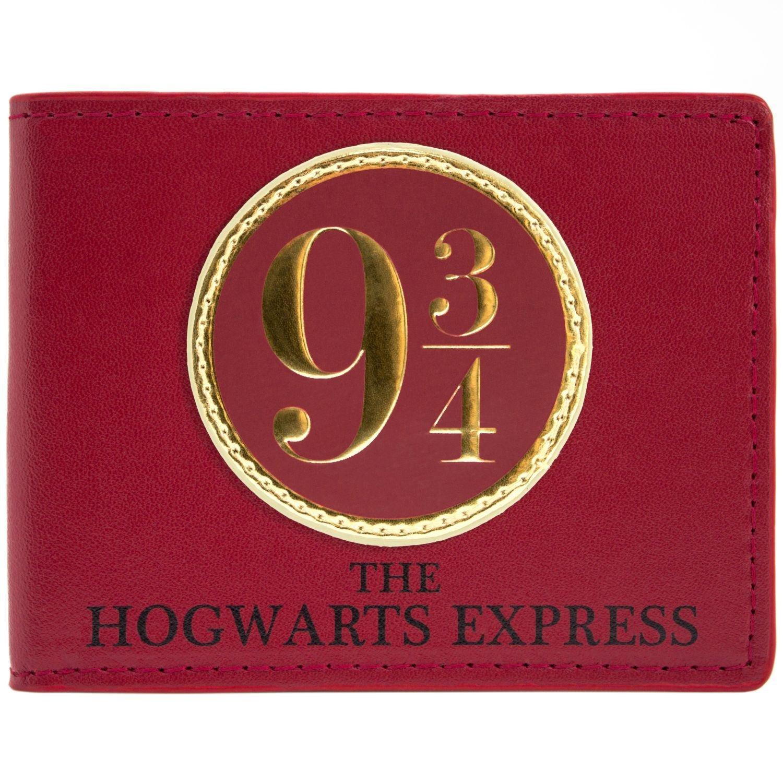 Warner Bros Harry Potter 9 3/4 Hogwarts Express Multicolore Portefeuille 27217