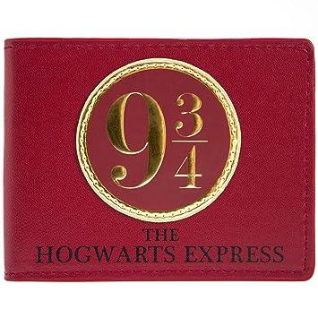 Cartera de Warner Bros Harry Potter 9 3/4 Hogwarts Express Multicolor: Amazon.es: Equipaje
