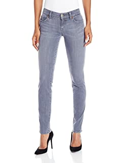 Level 99 Womens Lily Skinny Straight Jean