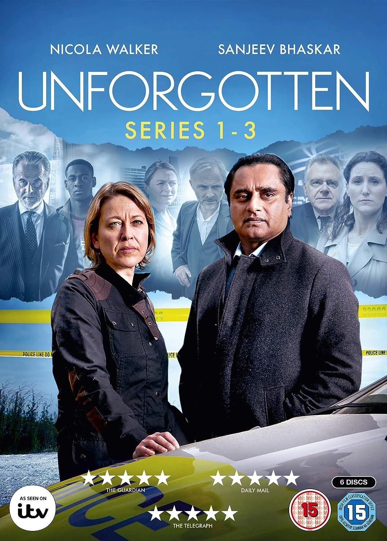 Unforgotten: Complete Series 1 - 3