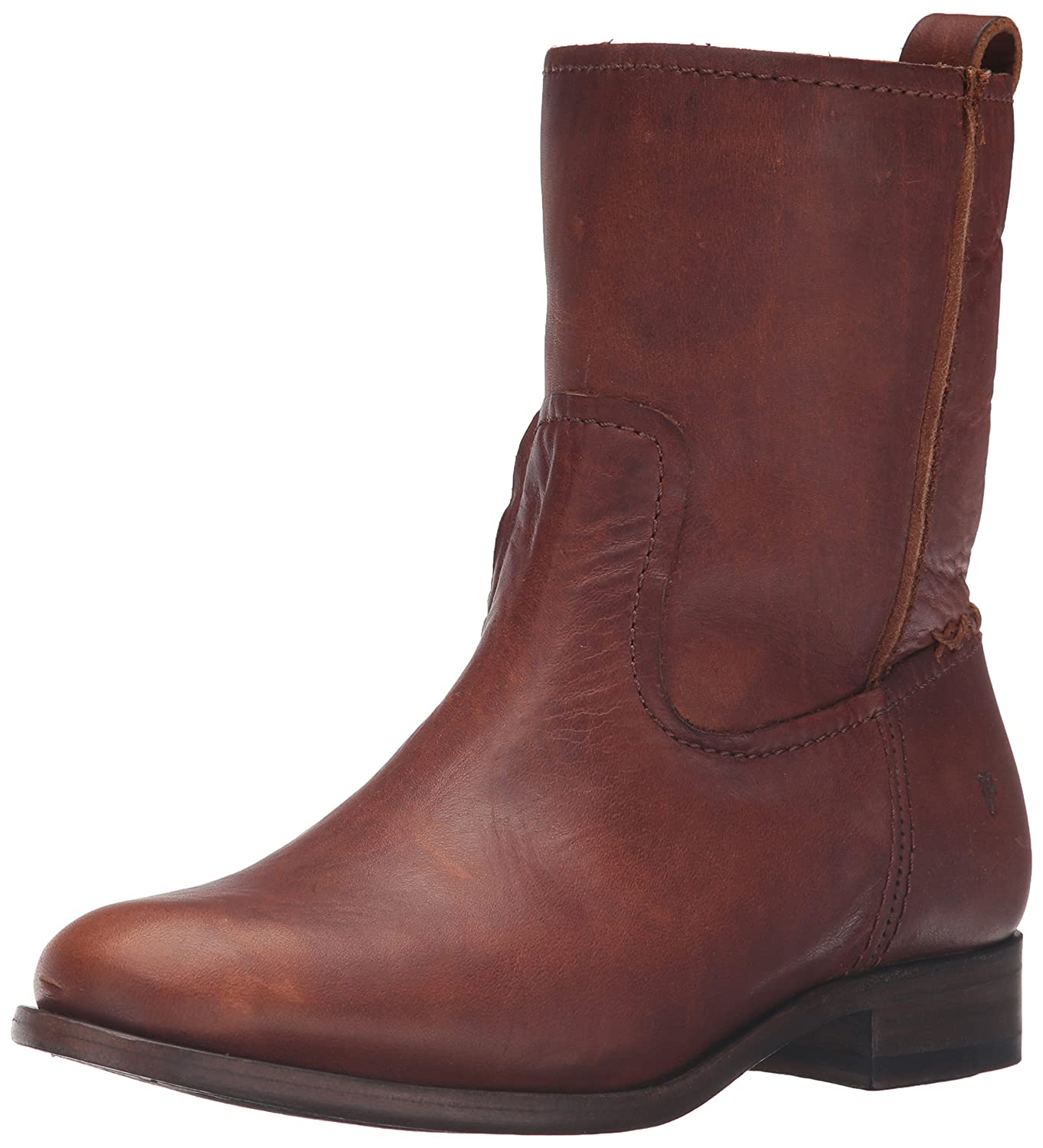 FRYE Women's Cara Short Leather Boot
