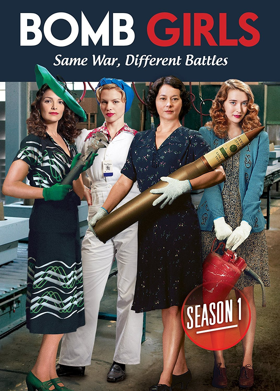 Bomb Girls // Same War,Different Battles Season 1