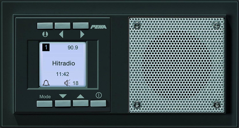 Import Allemagne Honeywell D 20.485.64 Radio encastr/ée Design Aura