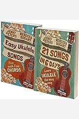 Beginning Ukulele Songs Box Set Books 1 & 2: Book + Online Video Kindle Edition