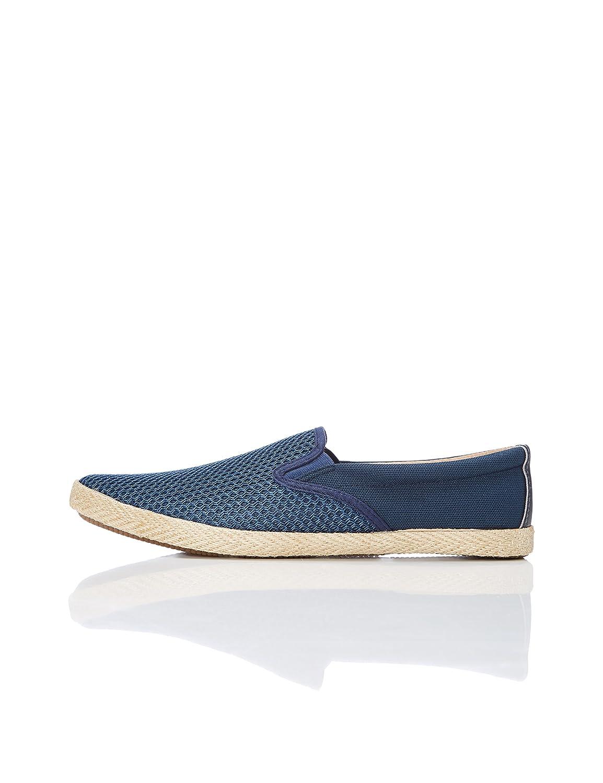 Find Zapatos de Ante para Hombre, Azul (Royal Blue), 45 EU