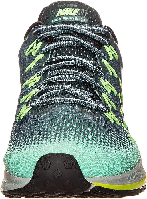Nike Air Zoom Pegasus 33 Shield 849567-300 - Zapatillas de running ...