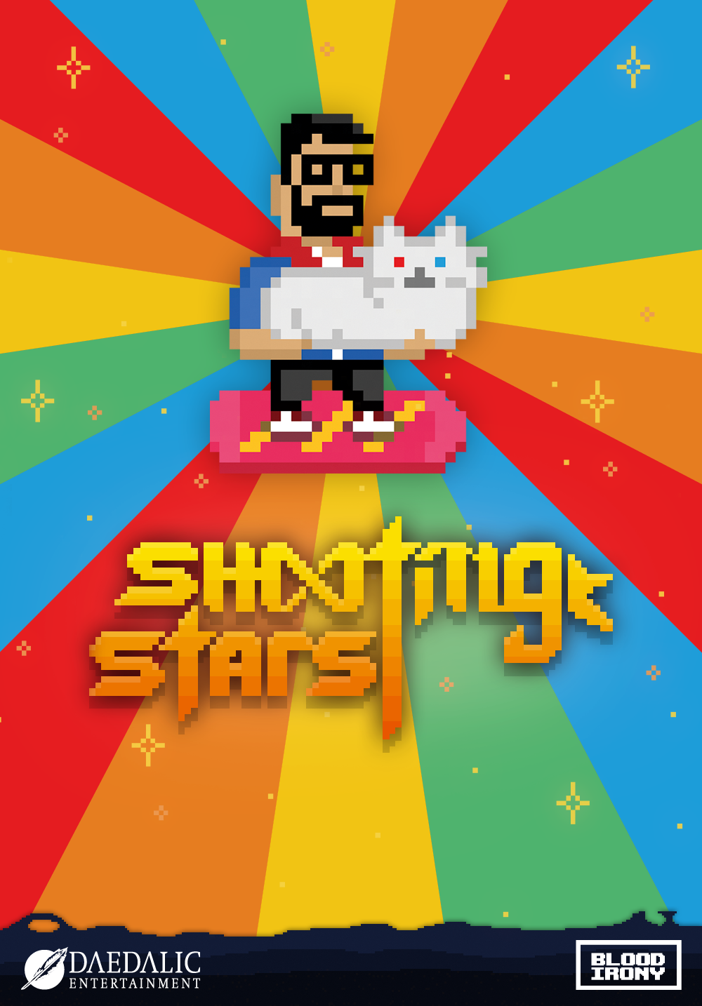 Shooting Stars! [Online Game Code]