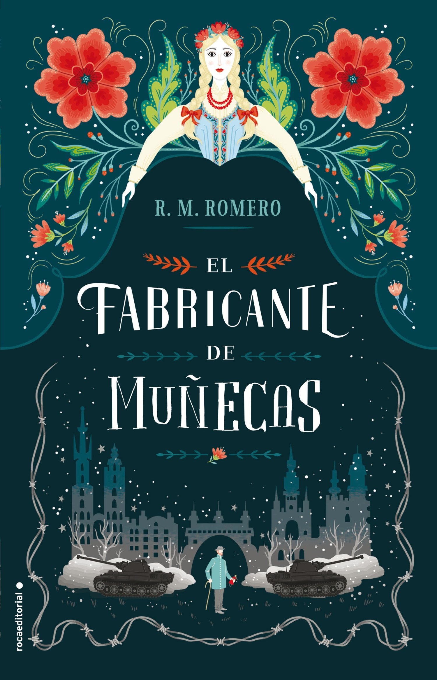El fabricante de muñecas (Spanish Edition): R. M. Romero: 9788416700646: Amazon.com: Books