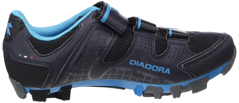 Diadora X Trivex II, Chaussures de VTT Mixte Adulte - Noir - Schwarz (black/ white6041), 50 EU: Amazon.fr: Chaussures et Sacs