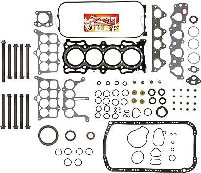 Fits 94-97 Honda Accord Odyssey Isuzu Oasis SOHC Engine Re-Ring Kit F22B2 F22B6